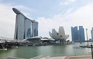 シンガポールは世界に誇る国際都市
